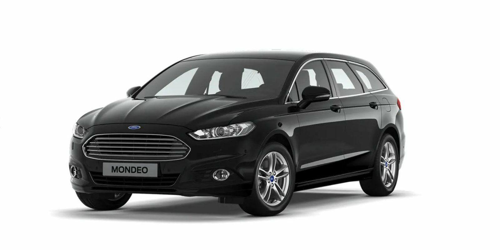 Ford Mondeo 2,0 TDCi 150 Titanium stc. 5d - 319.900 kr.