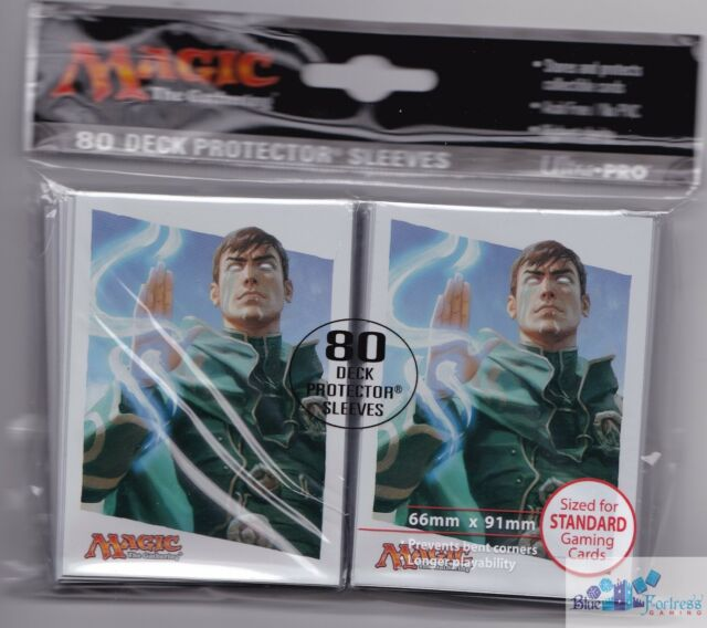 GATEWATCH JACE ULTRA PRO MTG deck protectors card sleeves FOR MTG
