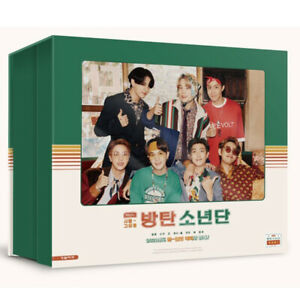 BTS-BANGTAN-BOYS-2021-SEASON-039-S-GREETINGS-DVD-Desk-Calendar-Diary-Tracking