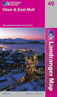 Oban and East Mull by Ordnance Survey (Sheet map, folded, 2002)