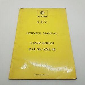 E-Ton-Quad-Bike-ATV-Viper-Series-RXL50-RXL90-Factory-Service-Manual