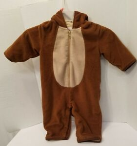 image is loading gap baby hooded halloween costume monkey w tail