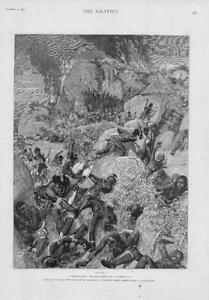 1893-Antique-Print-AFRICA-MASHONALAND-Foes-Small-Archibald-Colquhoun-332