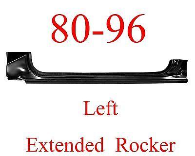 BRONCO  DRIVER SIDE ROCKER PANEL 1980-1998 FORD PICKUP TRUCK F-100 F150 /& 250