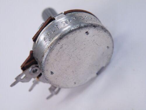 Egen 24 mm Potentiomètre 1K Linéaire Pot 6 mm dentelé Broche CD15