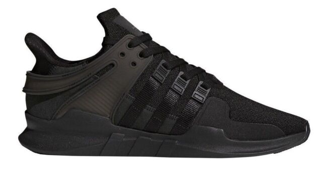 quality design 0caa1 65115 ... coupon code for adidas originals eqt support adv mens shoes size 10 triple  black cp8928 abd00