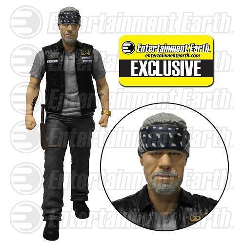 Clay Morrow Action Figure Mezco Toys Sons of Anarchy