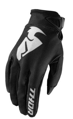 Choose Size THOR MX Motocross Men/'s 2018 SECTOR Gloves Black