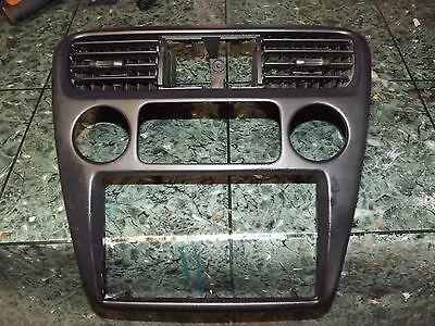 OEM 94-97 USDM Genuine Honda Accord SV4 radio console single open DIN pocket