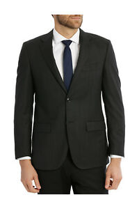 Cambridge Morse Charcoal Suit Jacket
