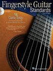 Fingerstyle Guitar Standards by Bill Piburn (Mixed media product, 2006)