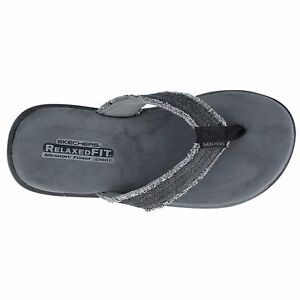 Image is loading Skechers-Supreme-Bosnia-Thong-Men-039-s-Sandals-