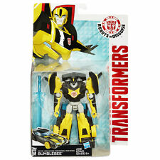 Transformers Robots In Disguise Warriors Class Optimus Prime Action Figure New