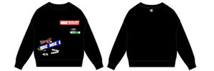 TWICE-JPN-1st-ALBUM-BDZ-Release-event-Limited-Official-One-on-one-Sweater-L-size