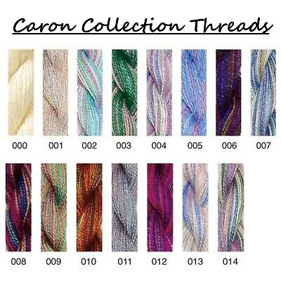 Wildflowers 10/% Off One Caron Collection Hand-dyed Thread 226 Thru 340