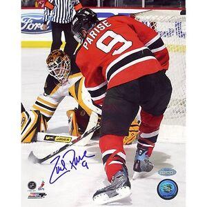 various colors f70de 098c1 Details about Zach Parise signed autograph auto 16x20 from Steiner - Wild  Jersey Devils NHL