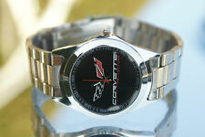 Corvette reloj reloj pulsera Clock watch Chevrolet c1 c3 c4 c5 c6 c7 Stingray z06