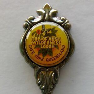 Top-Of-Aust-Wilderness-Lodge-Cape-York-Qld-Souvenir-Spoon-Teaspoon-T188