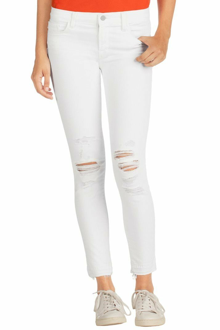 NWT J Brand 9326 Cropped Skinny jeans in Demented Retail  178