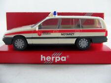 Herpa 041713 H0 1:87 Opel Vectra Notarzt OVP