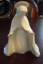RARE Goebel Hummel White figurine Virgin Mary 214A TM 2 1951
