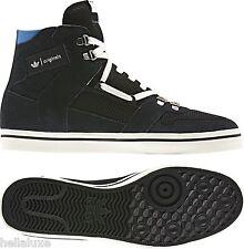 RARE~Adidas Originals Blue HARDLAND HI ZIP superstar Shoe chile Sneaker~Men sz 8