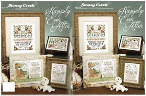 STONEY-CREEK-COLLECTION-BOOK-CROSS-STITCH-HAPPILY-EVER-AFTER