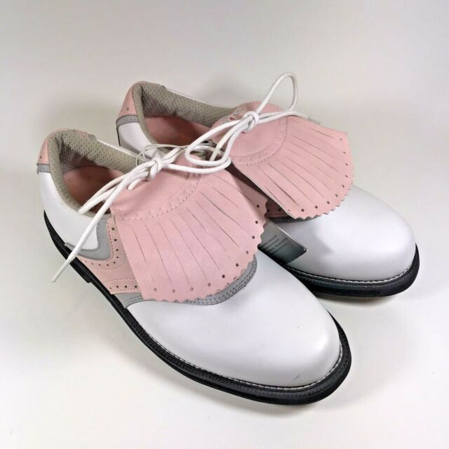 Womens Top Flight Golf Shoes Spikes