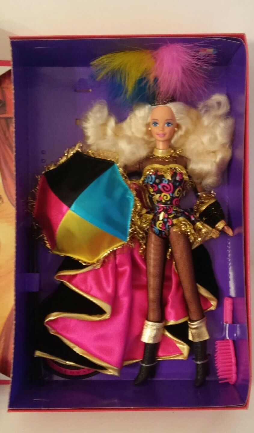 Barbie Circus Star, FAO nero 1994 nrfb