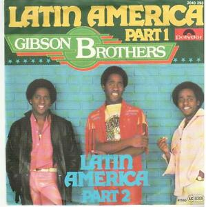 "7"" Single: Gibson Brothers - Latin America (Part 1) - Münster, Deutschland - 7"" Single: Gibson Brothers - Latin America (Part 1) - Münster, Deutschland"