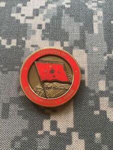 RARE General Michael W. Hagee USMC 33rd Commandant Presented Challenge Coin 1-1