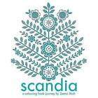 Scandia: A Colouring Book Journey by Zeena Shah (Paperback, 2016)