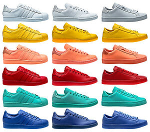 ADIDAS ADICOLOR SUPERSTAR STAN SMITH ESCARPINS
