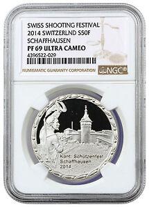 2014-Switzerland-Silver-Shooting-Festival-Schaffhausen-NGC-PF69-UC-SKU31121