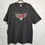 Disney-Cars-Gray-Short-Sleeve-T-Shirt-Men-039-s-XL miniature 1