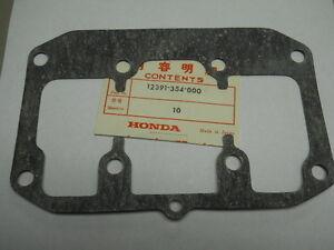 CB175 # 30391-216-000   H4 CB160 CA175 Points Cover Gasket Honda NOS CA160