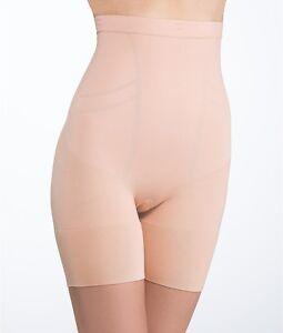 "XL Spanx "" Lust Have "" High Waist Half Slip //Shapewear Nude BNWT"