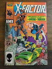 X-Factor #4 (May 1986, Marvel)