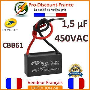 Condensateur-Demarrage-Moteur-CBB61-1-5uF-1-5mF-450VAC-450-Polypropylene-50-60Hz
