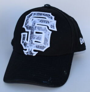b36fccc64729f SF SAN FRANCISCO GIANTS MLB Adjustable NEW ERA 9FORTY Women s ...