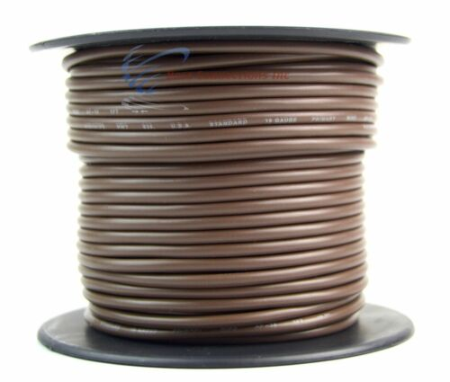 100ft roll Trailer Wire Light Cable for Harness 5 Way Cord 16 Gauge 5 Rolls