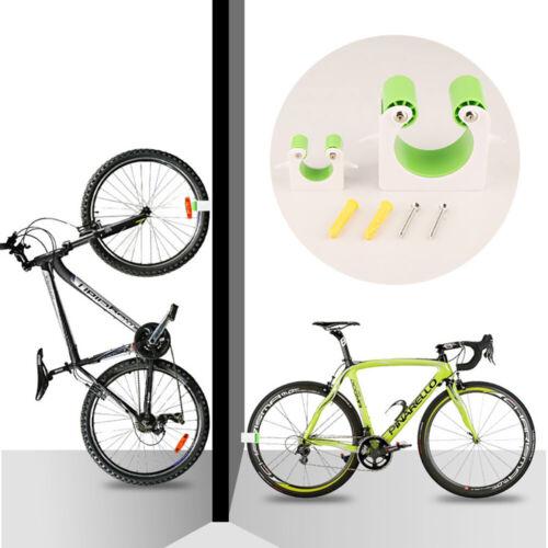 Vertical Bike Storage Wall Mount Hook Bicycle Parking Rack Bicycle Bracket UK