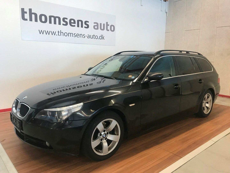 BMW 525d 2,5 Touring Steptr. 5d - 69.400 kr.