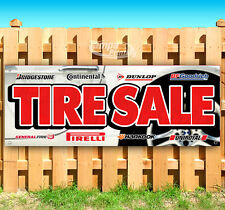 Tire Sale Advertising Vinyl Banner Flag Sign Usa 15 18 20 30 48 52