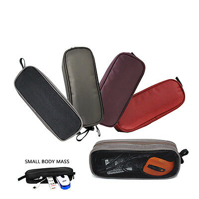 Laptop Mouse Charger USB Cable Cords Zippered Organizer Bag Case Pouch