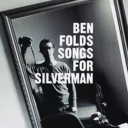 Ben Folds - Song For Silverman [New Vinyl LP] 180 Gram