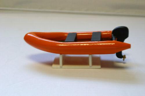 MMB resin cast modèle Bateau gonflable//CANOT Kit 95 mm