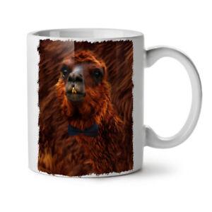 Llama Beast Wild NEW White Tea Coffee Mug 11 oz | Wellcoda