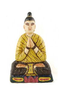 Statua Di Budda Buddismo Nepalese IN Pietra NP15