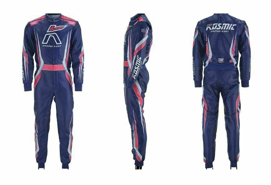 New Model Kosmic FR-1 2019 sublimation Printed race Suit,In All Sizes